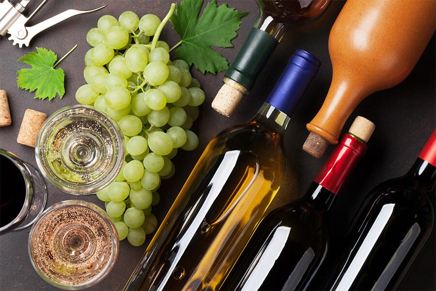 Villány bor